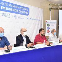 Más de 150 estudiantes ingresan entre el martes y el miércoles provenientes de Chaco, Corrientes y Córdoba