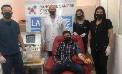 La directora del Banco de Sangre desmintió versiones sobre el traslado de un paciente al Chaco