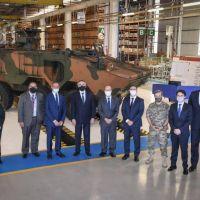 El Ejército analiza comprar un blindado con componentes cordobeses