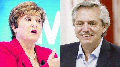 Señal a los mercados: no descartan ayuda extra del FMI a la Argentina