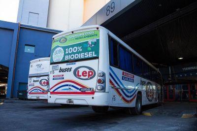 Aoita rechazó el retorno del servicio de larga distancia de Buses Lep