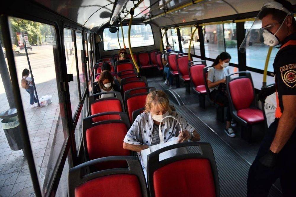 Transporte urbano: estiman un boleto a 50 pesos para 2021 en Córdoba