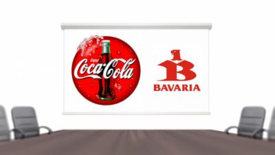 Con alianza, Bavaria y Coca-Cola quieren dar la pelea a sus rivales