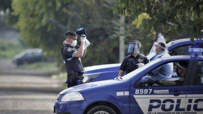 El nuevo protocolo policial limita el uso de armas de fuego