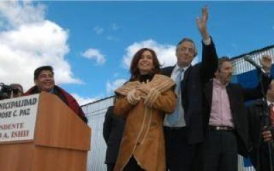José C. Paz, el municipio más visitado por Néstor Kirchner: Estuvo más de 13 veces y hasta un barrio lleva su nombre