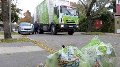 El programa Reciclá de Tigre comienza la recolección domiciliaria de residuos en La Paloma