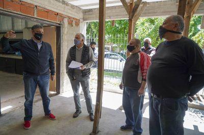 Vicente López desarrolla obras que beneficiarán a miles de adultos mayores