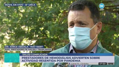 Pami: prestadores de hemodiálisis advierten sobre actividad resentida
