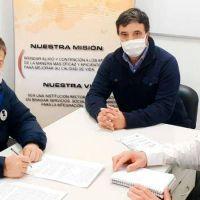 Convenio entre PAMI y el hospital Marzetti para reforzar la atención de sus afiliados