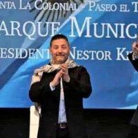 """Gustavo Menéndez sobre Néstor Kirchner: """"Se comprometió a gobernar de la misma manera en que vivió"""""""