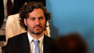 Agenda: Santiago Cafiero encabezará una reunión del gabinete económico en la que estará Martín Guzmán