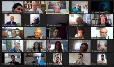 Cultura Peronista: Sager instó a trabajar en conjunto por la universalización del deporte