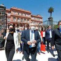 Alberto Fernández almorzó con Sergio Massa para planificar la agenda política tras las críticas de Cristina Kirchner