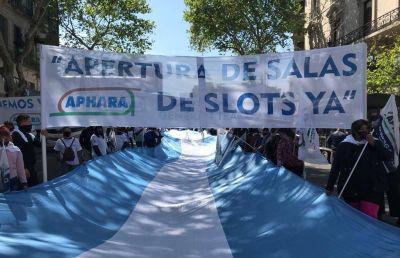 Con 1700 empleos en riesgo, movilizarán para pedirle a Larreta la reapertura de las salas de Slots en Palermo