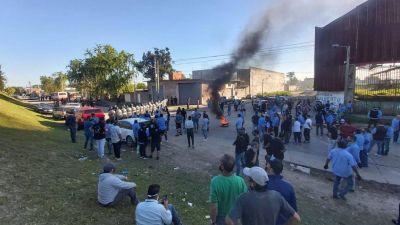 Línea 145: Se agudizan las protestan tras 5 meses sin cobrar salarios