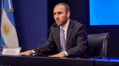 Martín Guzmán celebró las medidas del Gobierno para reducir la brecha del dólar