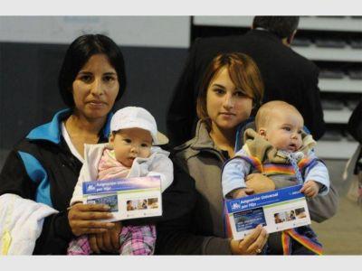 Nuevas AUH: creen que en San Juan el impacto será bajo porque el 97% de los niños tiene DNI