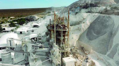 La cal sanjuanina, esencial para la industria nacional