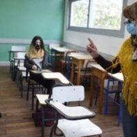 Analizan vuelta a clases presenciales en último año Primaria/ Secundaria