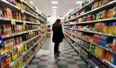 En agosto hubo una fuerte caída del consumo en los supermercados de La Rioja