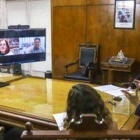 Nuevo acuerdo entre la Provincia y la Municipalidad: asistencia, empleo y vulnerabilidad social