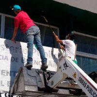 Polo de Seguridad y Judicial: avanza la construcción de las oficinas judiciales dentro de Seguridad