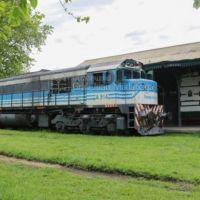 Una locomotora realizó el recorrido hasta Madariaga y se acerca la vuelta del tren