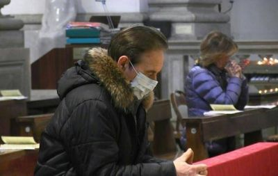 Santos Difuntos: las misas serán con protocolo y con un cupo de hasta 50 personas