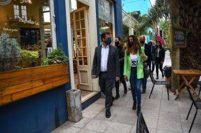 Ariel Sujarchuk mantuvo una reunión con Yanina Martínez para potenciar los atractivos de Escobar