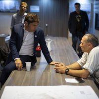Sergio Berni pidió postergar para el lunes el desalojo de Guernica, por mal clima