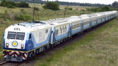 Hoy al mediodía vuelve el tren a Mar del Plata