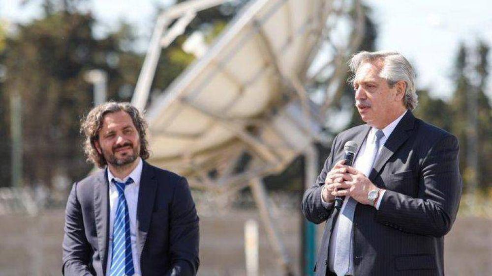 Qué piensa Alberto Fernández en Olivos: descartó cambios de Gabinete, tomó distancia de Grabois y cuestionó a la oposición