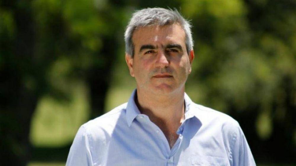 El senador provincial Durañona trató de
