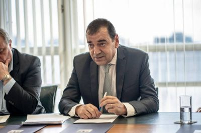 Javier Buján fué reelecto como presidente de la Cámara Arbitral de la Bolsa de Cereales