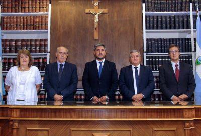 El Superior Tribunal creó una comisión de Ética