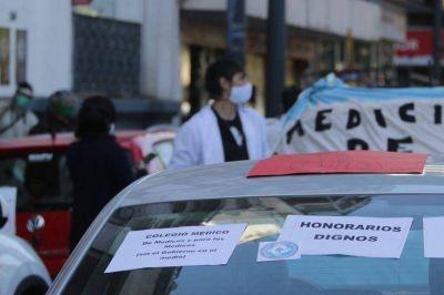 Médicos rechazaron el aumento de la Provincia y van a paro