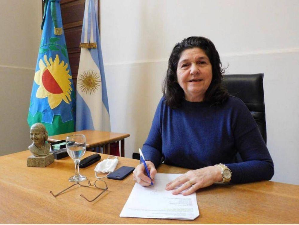 """Entrevista GLP: La intendenta Gianini calificó de """"muy buena"""" la primera semana de clases presenciales"""