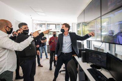 Vicente López y CABA implementan tecnología en seguridad para combatir el delito