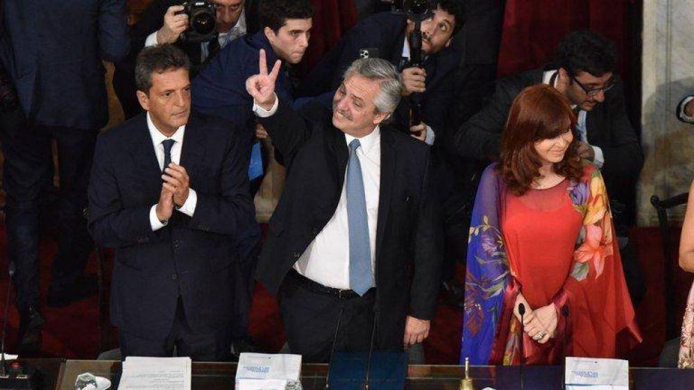 Entre heridos, distraídos y ratificados: cómo quedó el Gabinete Nacional tras la carta pública de Cristina