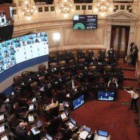 Covid: el Senado aprobó la ley que declara de interés público la compra de vacunas