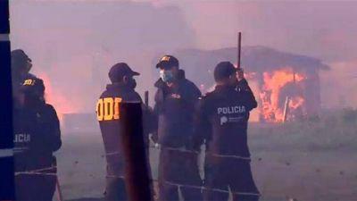 """Guernica: """"Doce intendentes del Partido Justicialista rompieron el pacto entre el Estado y las familias"""""""