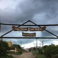 Denuncia y polémica por el servicio de agua en Villa Parque San Miguel