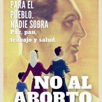 PeronistasPorlaVida: Nuestro Pueblo valora la vida y la dignidad humana