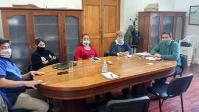 CGT apoya la política de tierras del Municipio de Viedma