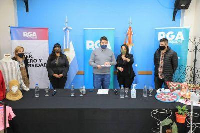El Municipio de Río Grande recibió 10 millones de pesos para fomentar el emprendedurismo en la ciudad