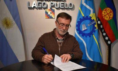 Inicia el primer proyecto del Plan Argentina Hace en Lago Puelo