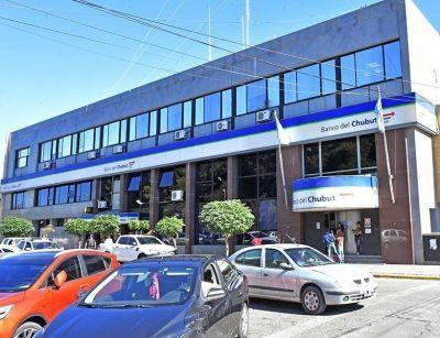 El Banco del Chubut instrumenta medidas financieras para el sector público
