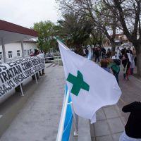 Hospitalarios: «no nos sentimos representados por los gremios»