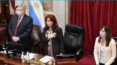 Dólar futuro: uno de los juicios contra Cristina Kirchner cambió a uno de sus jueces