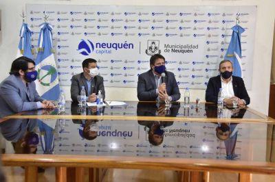 La UNCo y la Muni trabajarán en los recorridos de colectivos